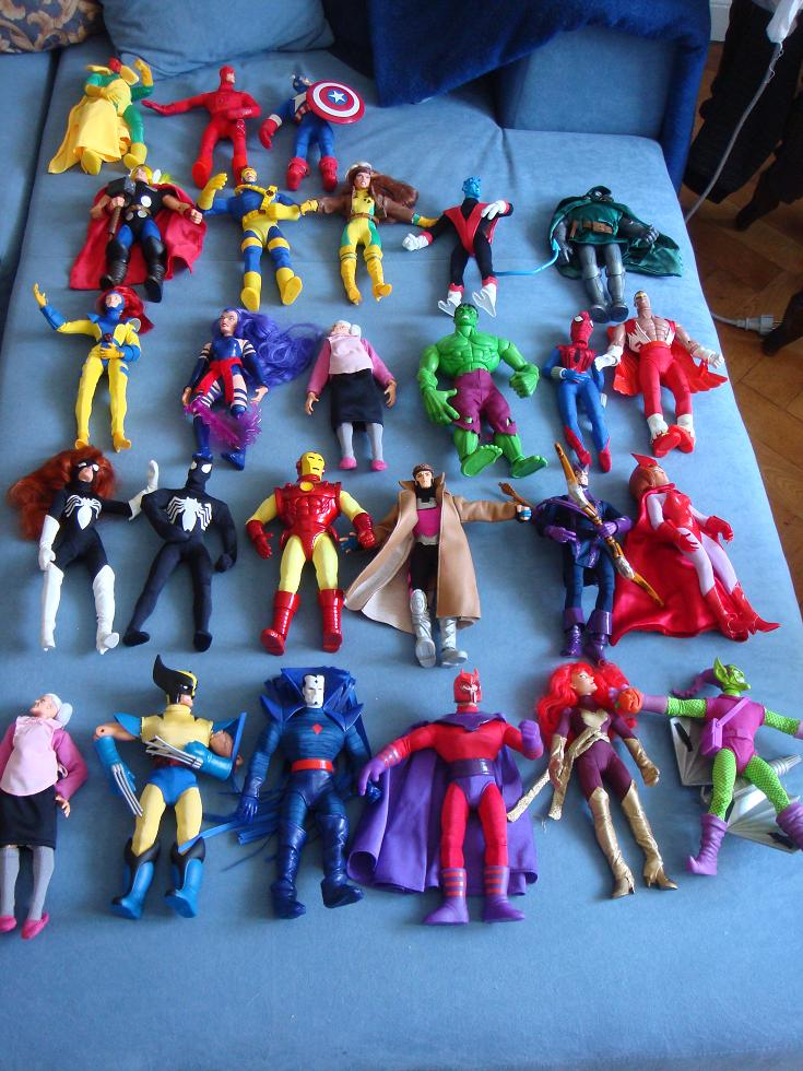 Marvel Figuren