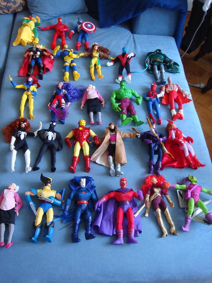 Marvel Figuren