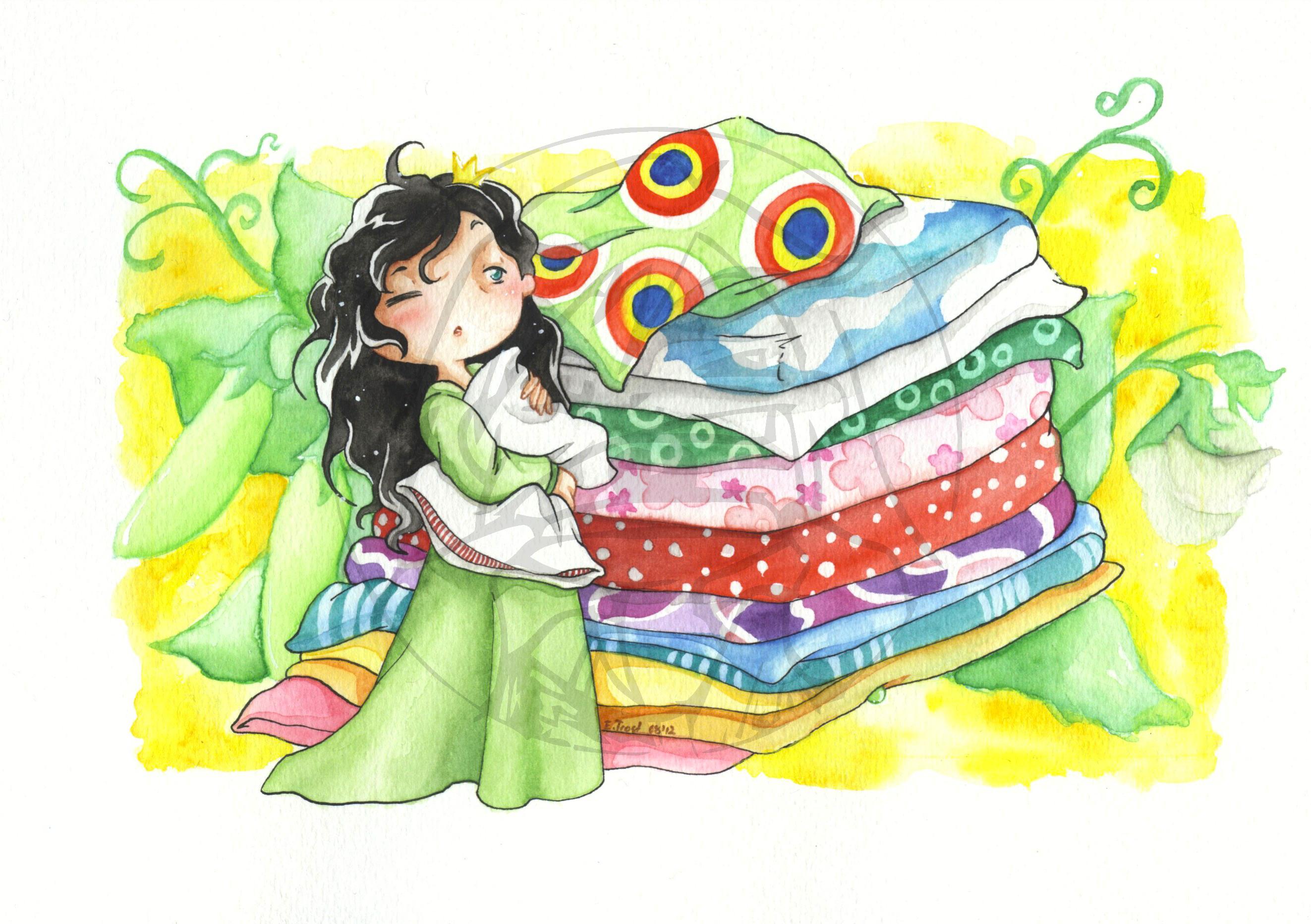bild 2 von 3 aus dem album märchenillustrationen