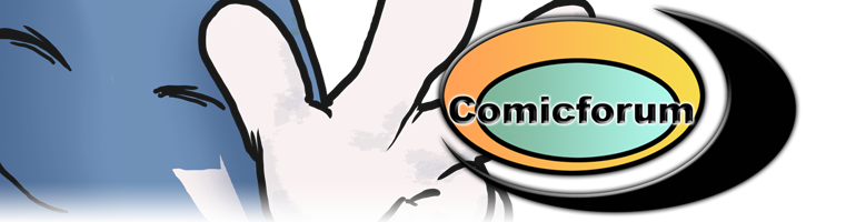 Comicforum - Sponsored by Carlsen, ECC, Egmont Manga und Tokyopop - Powered by vBulletin