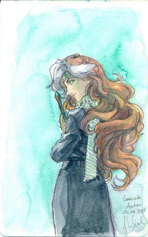 Rogue (Slytherin) (4) von Franziska Wenzel
