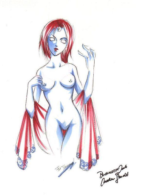 CIL: Mystique von Shu