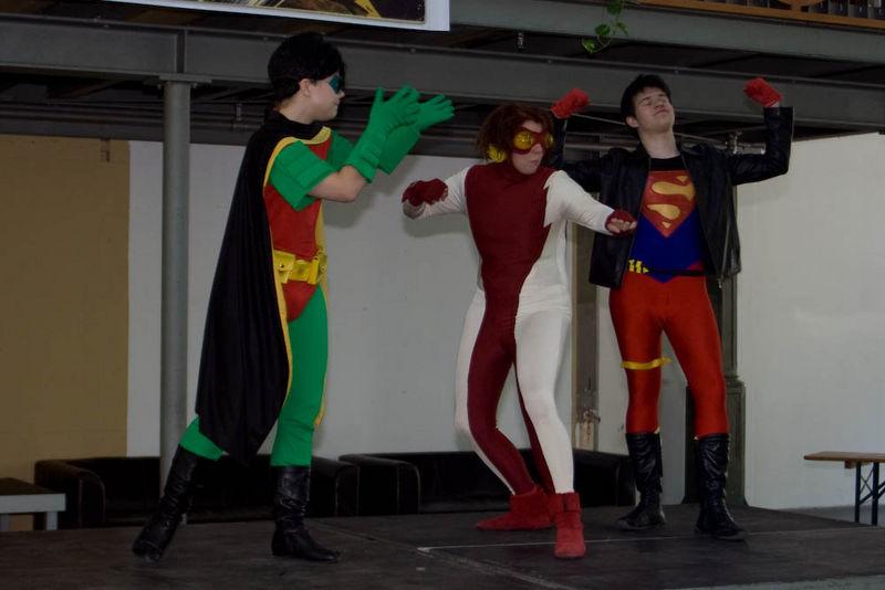 Cosplay auf dem Comicfestival M�nchen 2009