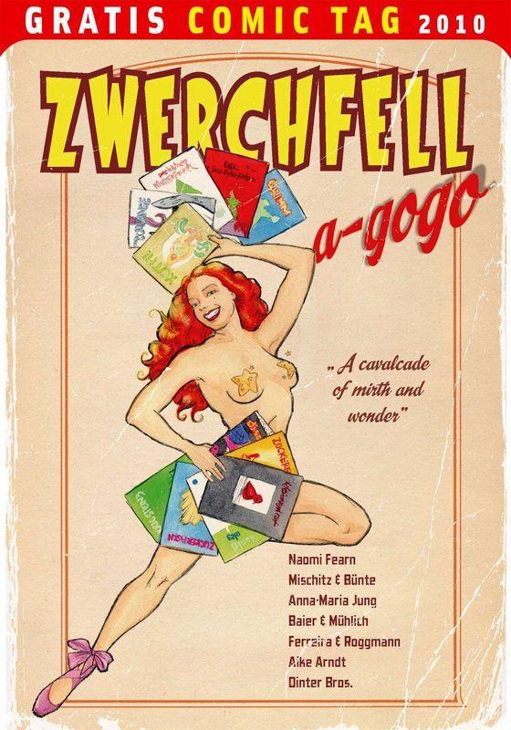 Gratis Comic Tag - Zwerchfell - Zwerchfell a-gogo
