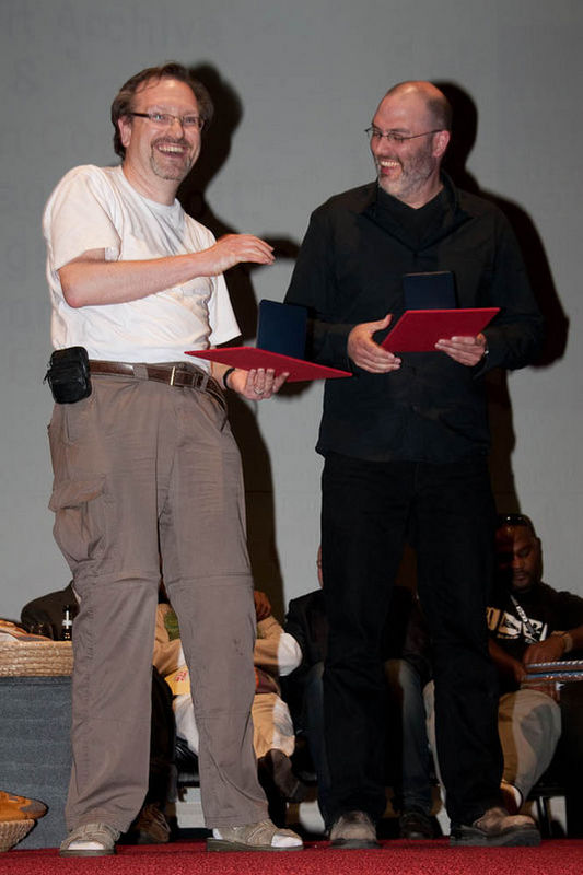 Eckart Schott und Ralf Keiser