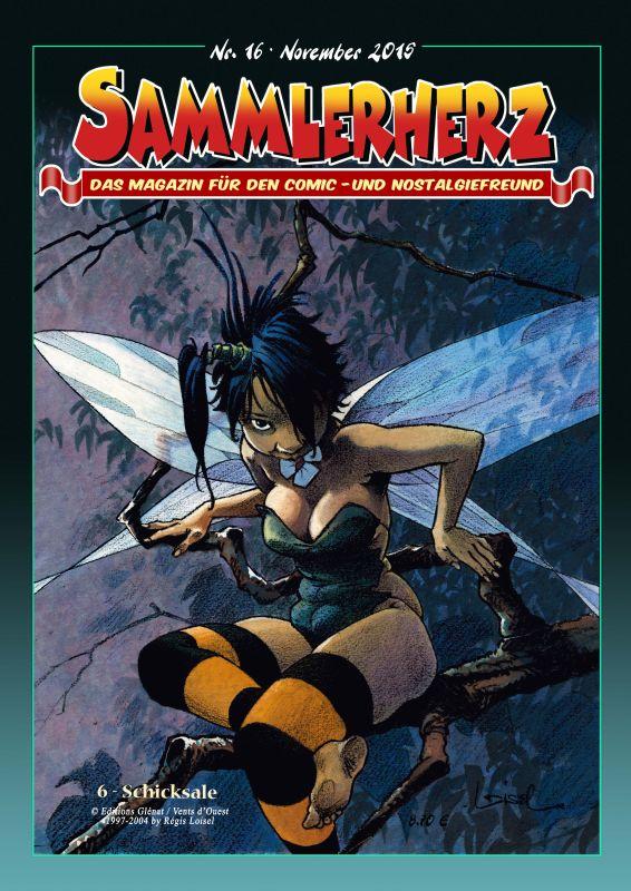 Comics Bastei Taschenbuch Nr.13 Phantasie Farben Sammeln & Seltenes Vanessa Der Unheimliche Comic