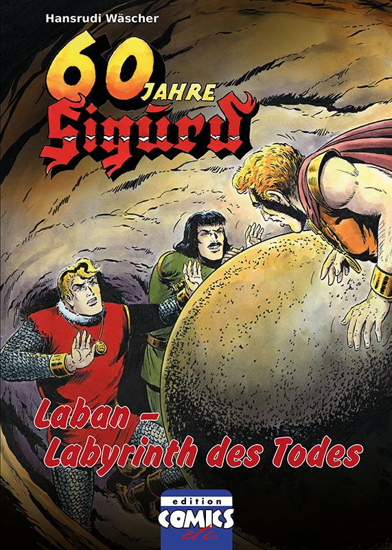 Herr der Finsternis Sigurd Buch 2 Edition Comics etc.