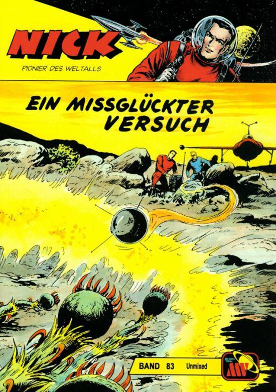 Nick  Unmixed  Band  14  Mohlberg Verlag