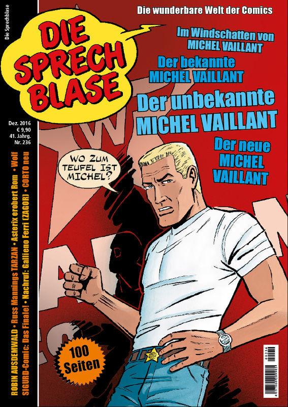 Cover der Sprechblase 236