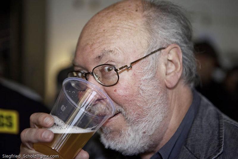 Dr. Helmut Heinzelmann freut sich auf den 15. ComicSalon Erlangen