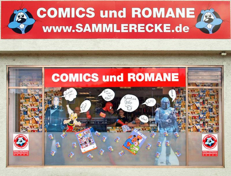 Sammlerecke Esslingen Schaufenster - GCT 2012