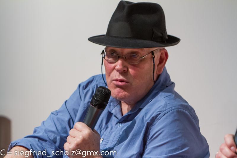 Neuseeland-Fr�hst�ck am 13.10.2012 mit Colin Wilson