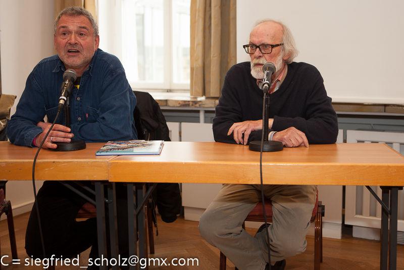 Andreas C. Knigge und Dieter Kalenbach